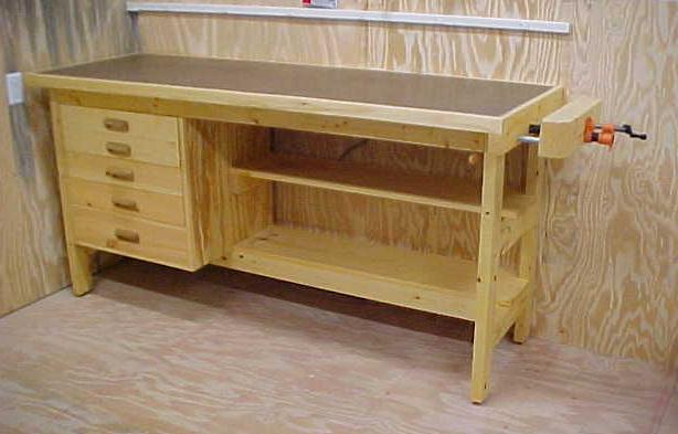 Used Woodworking Bench PDF Woodworking